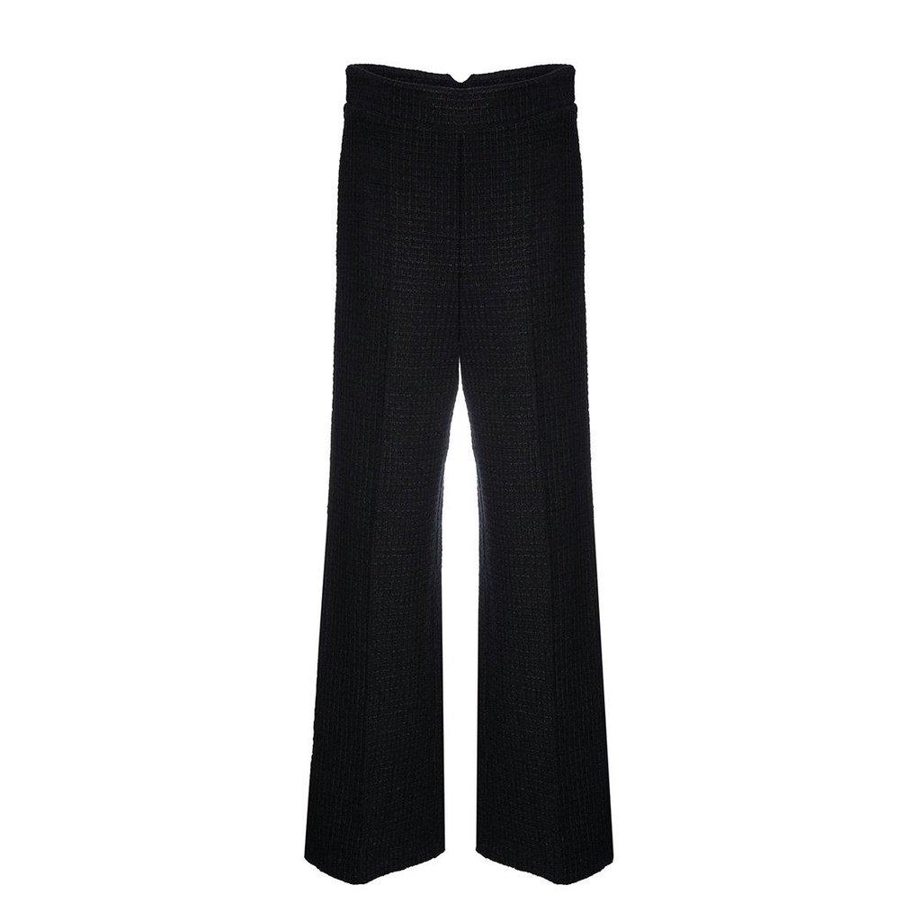 Chptr S Black Pants Vivid