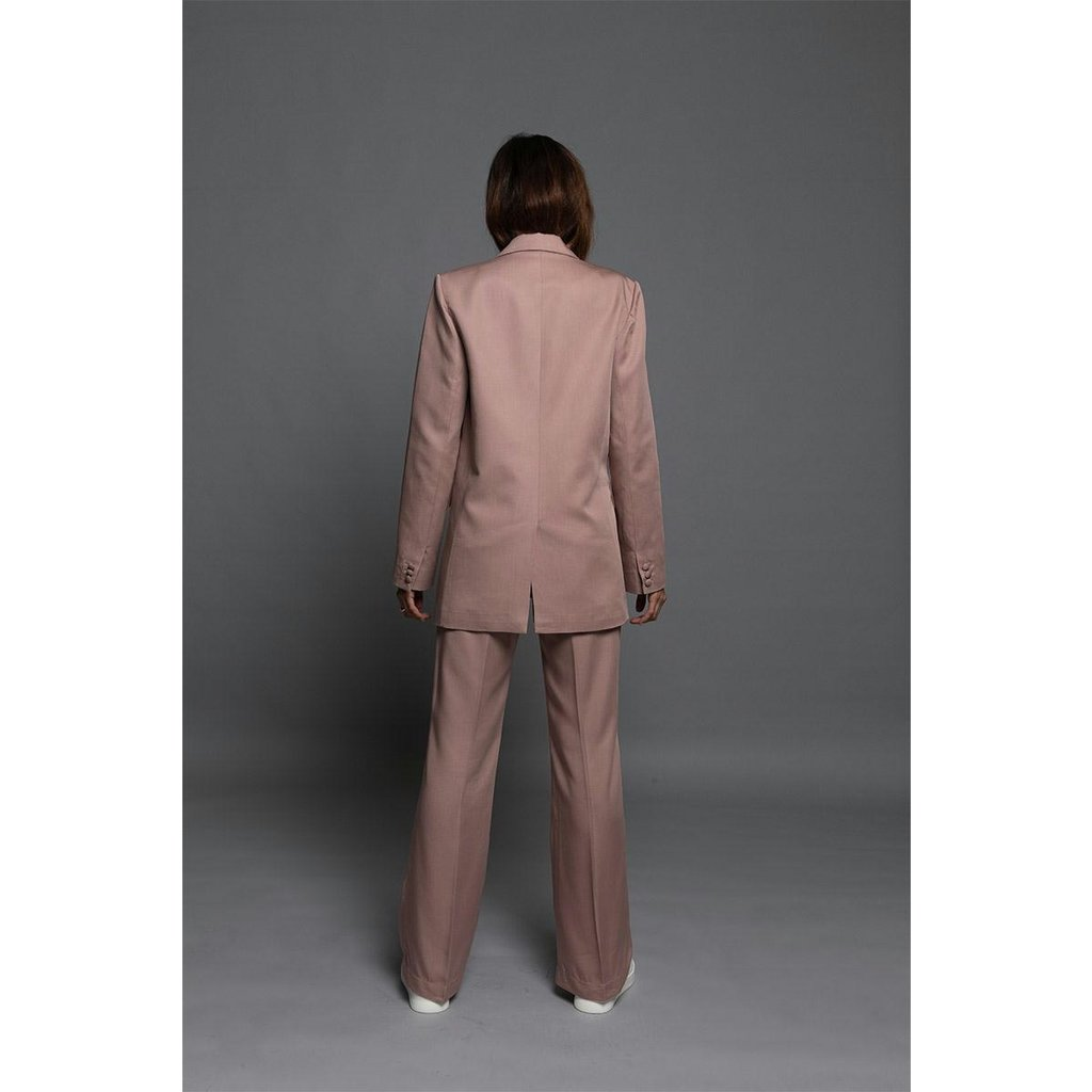 Chptr S Dust Pink Pants Vibrant
