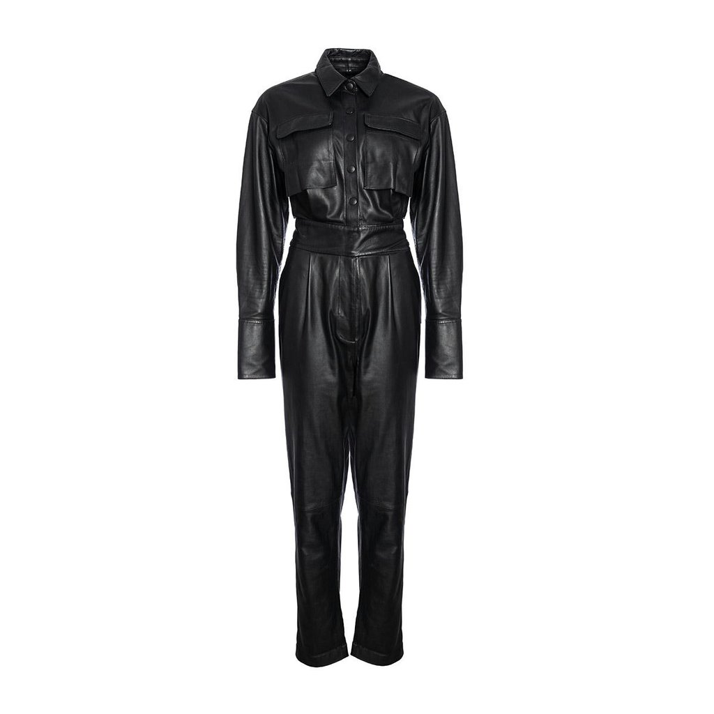 Chptr S Black Jumpsuit Livid