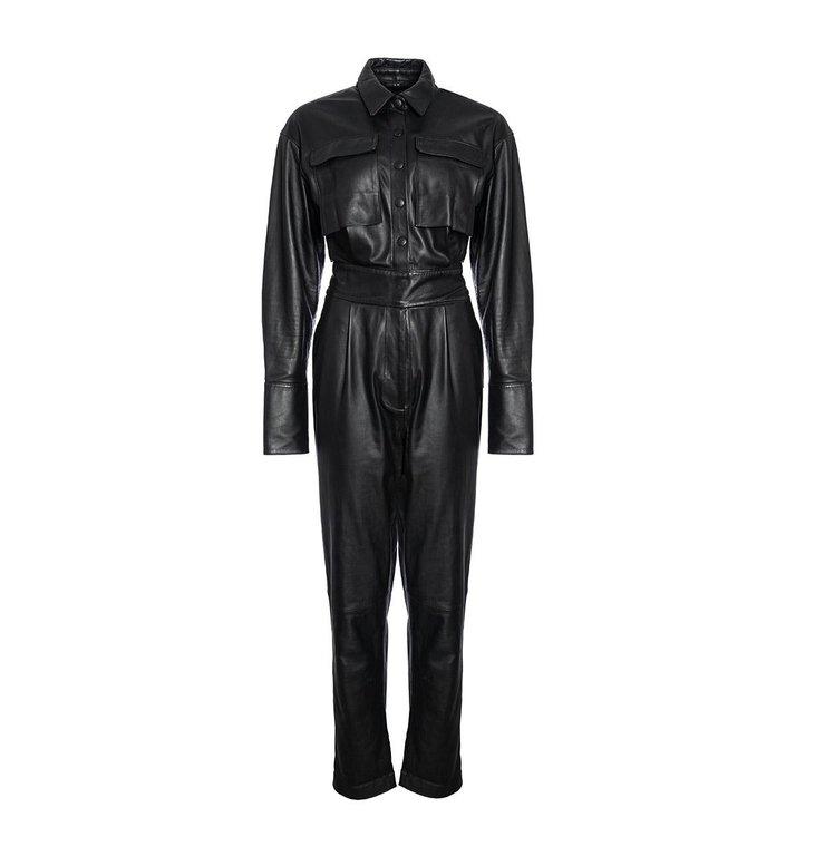 Chptr S Chptr S Black Jumpsuit Livid