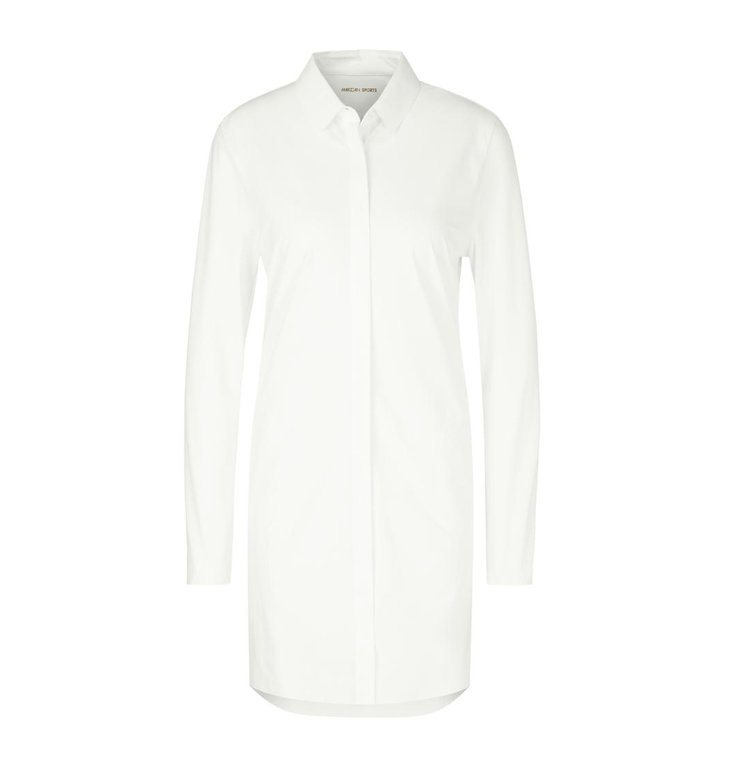 Marc Cain Marc Cain Off White Tunic PS5401-J05