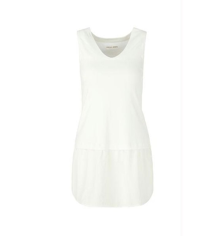 Marc Cain Marc Cain Off White Top PS6104-J67