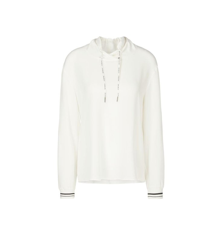 Marc Cain Marc Cain Off White Blouse PS5502-W07