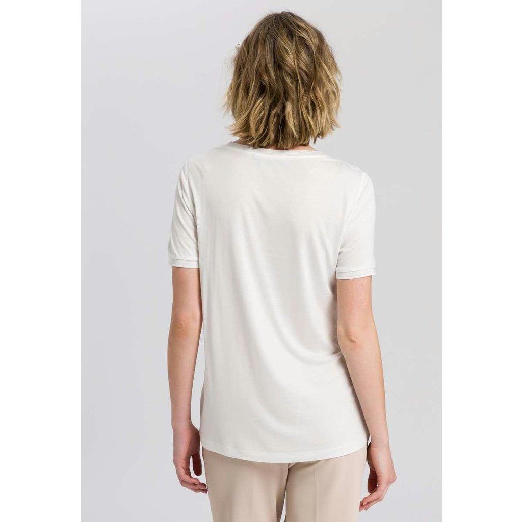 Marc Aurel Off White Shirt 7052-7000-73235