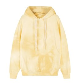 10Days 10Days Yellow Hoodie Tie Dye 20-802-0206
