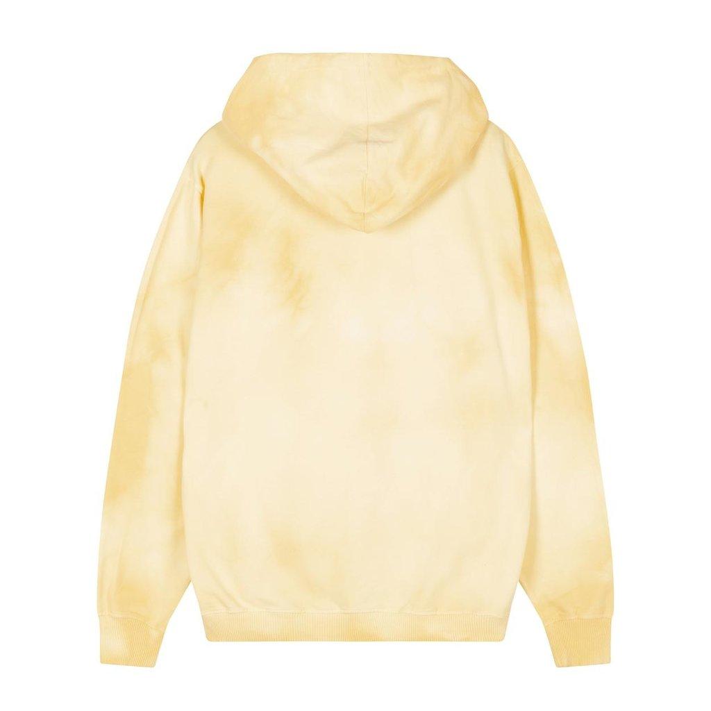 10Days Yellow Hoodie Tie Dye 20-802-0206