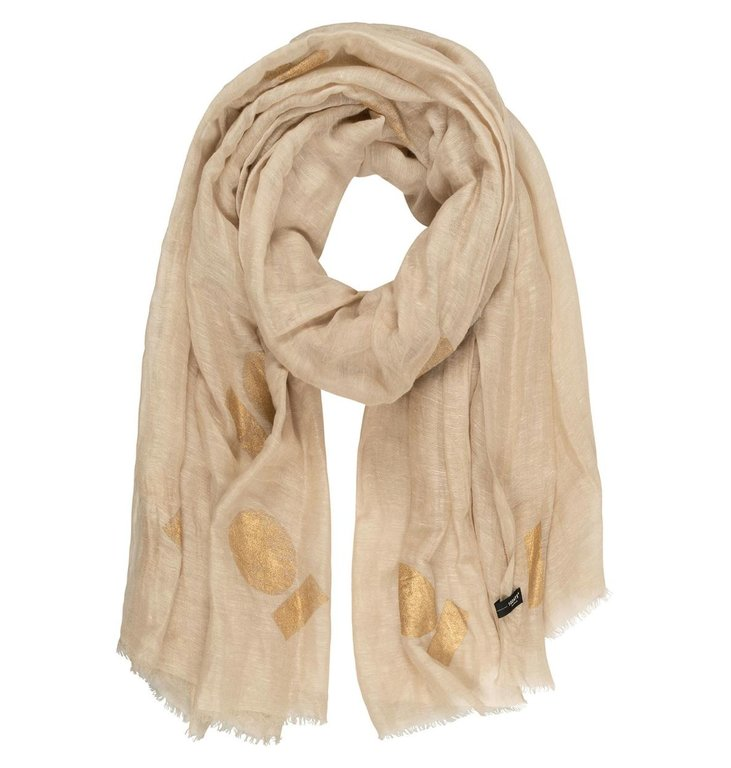 10Days 10Days Safari Scarf Big Ten 20-901-0203