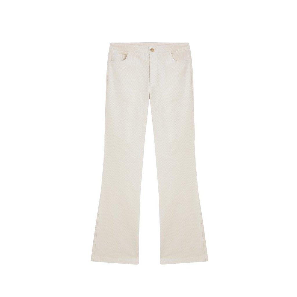 Antik Batik Off White Pants Mona1