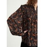 Antik Batik Black/Multicolour Blouse Otto