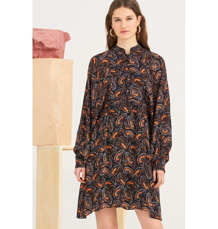 Antik Batik Antik Batik Black/Multicolour Dress Otto1