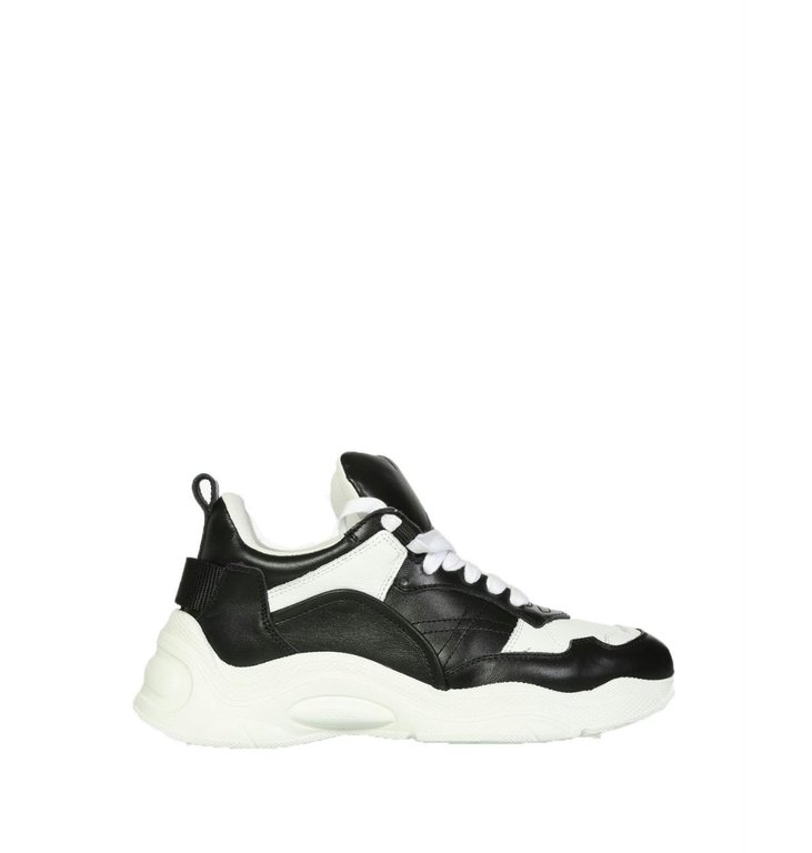 IRO IRO Black Sneaker Curverunner