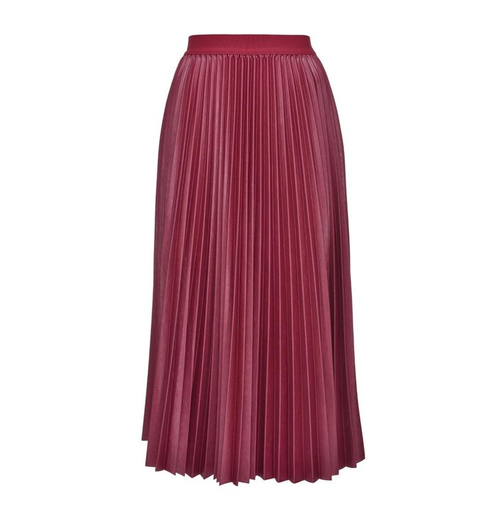 Pinko Pinko Pink Skirt Montare 1 Gonna