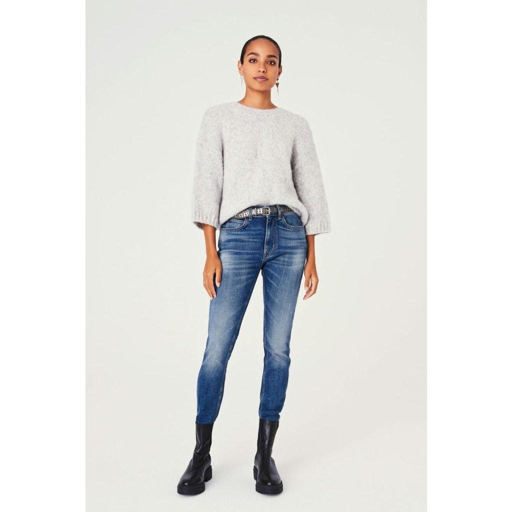 Ba&sh Grey Knit June