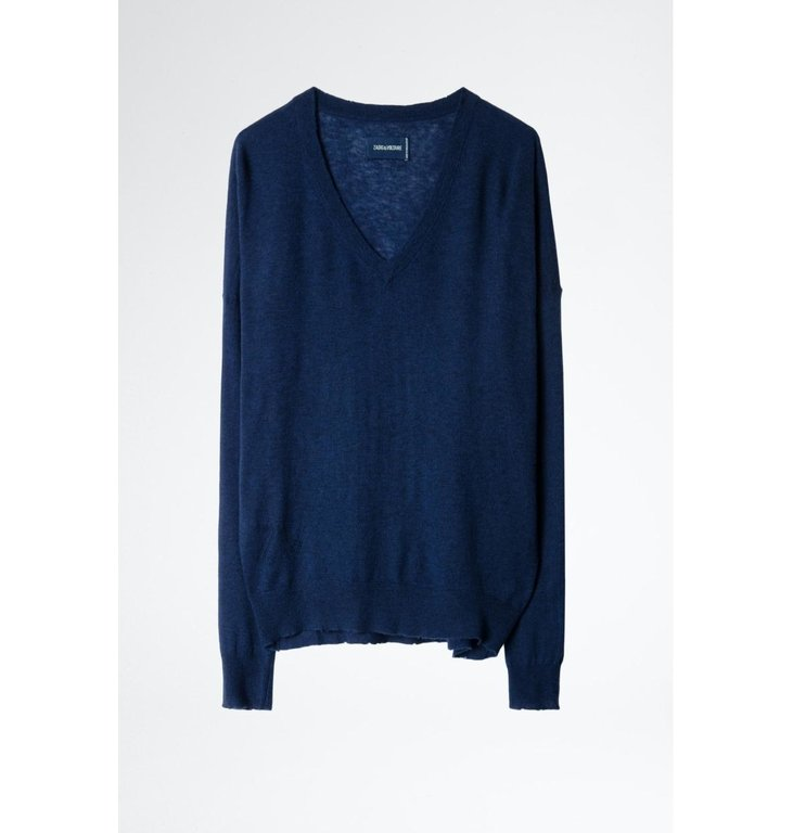 Zadig & Voltaire Zadig & Voltaire Navy Knit Brume CP