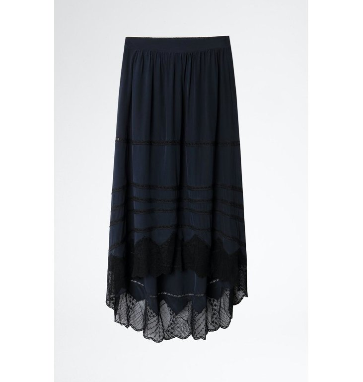 Zadig & Voltaire Zadig & Voltaire Indigo Skirt Oslin Cdc Lace