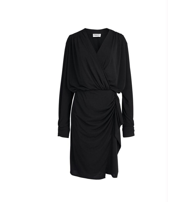 Essentiel Antwerp Essentiel Antwerp Black Dress Wamp
