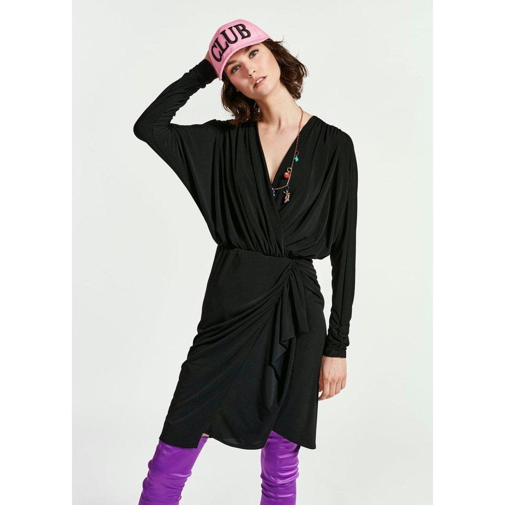 Essentiel Antwerp Black Dress Wamp
