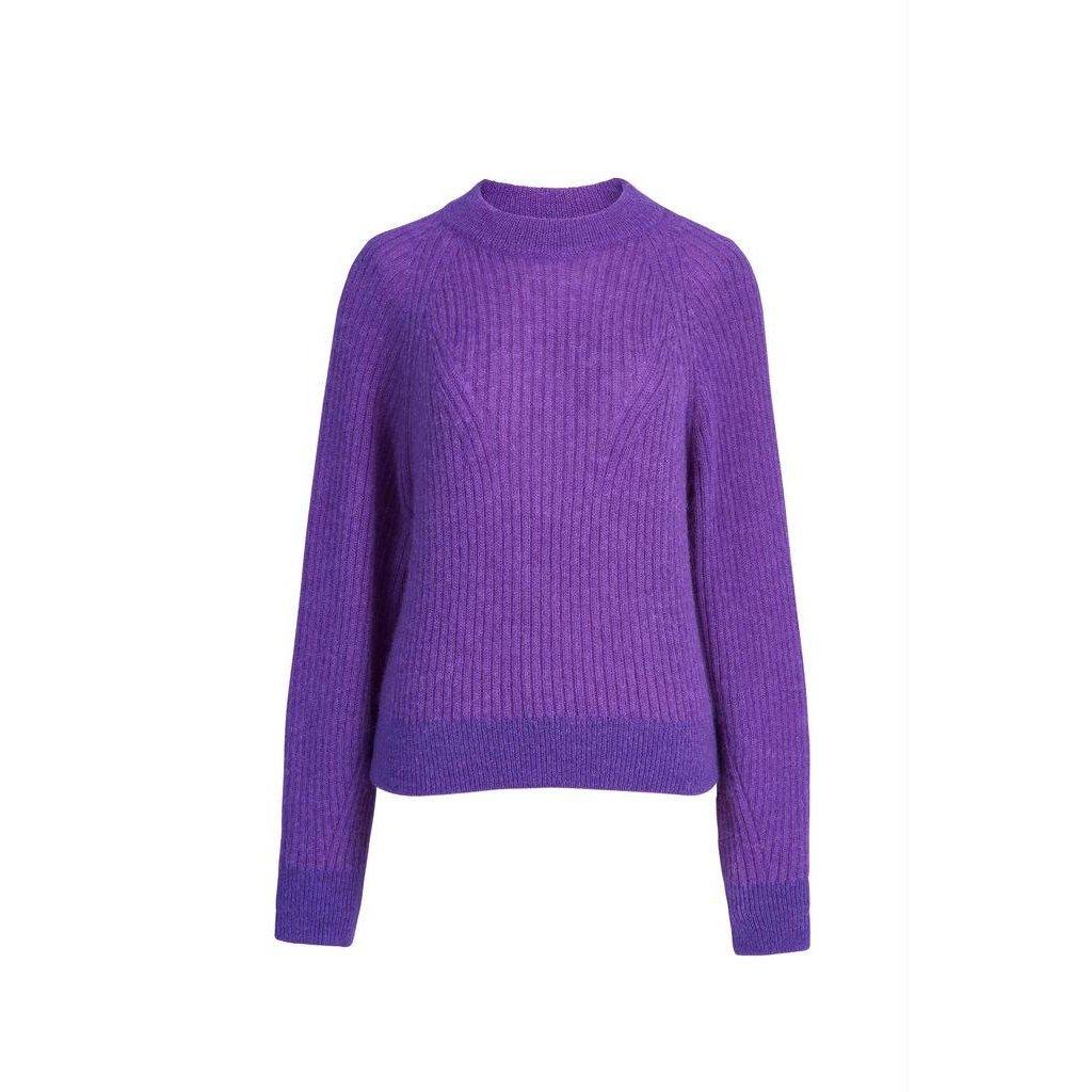 Essentiel Antwerp Purple Trui Wovit