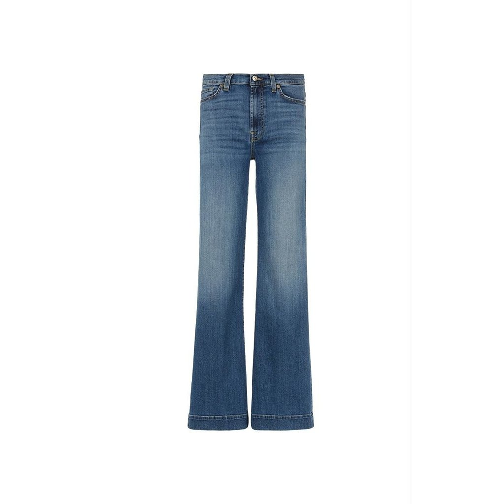 7 For All Mankind Denim Blue The Dojo Jeans JSWD44A0