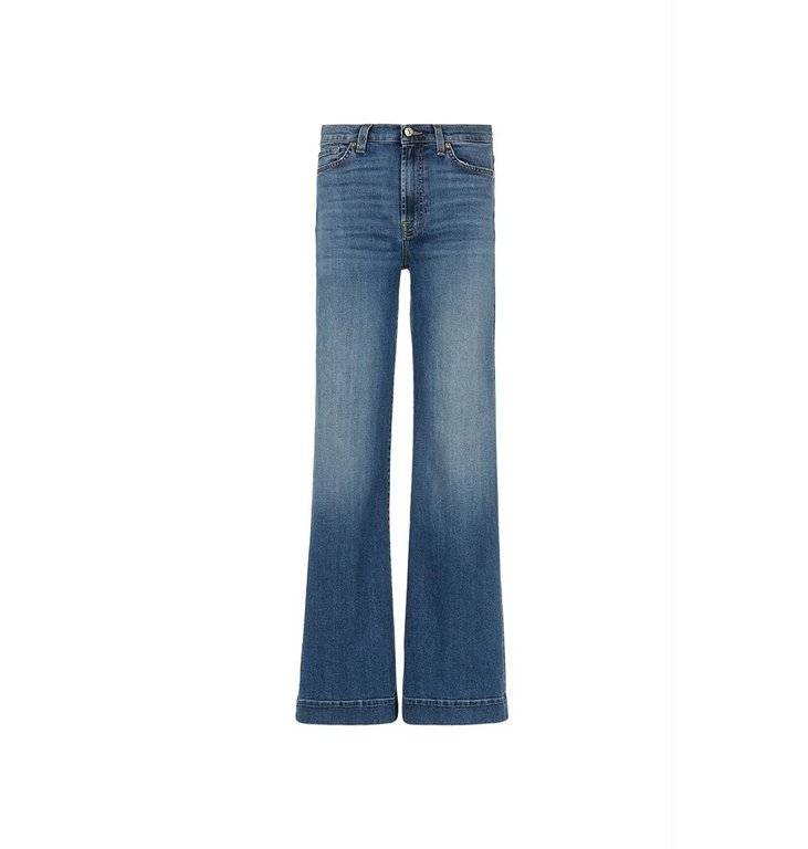 7 For All Mankind 7 For All Mankind Denim Blue The Dojo Jeans JSWD44A0