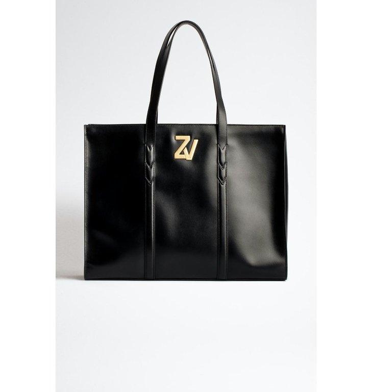 Zadig & Voltaire Zadig & Voltaire Black Bag Zv Initiale Tot