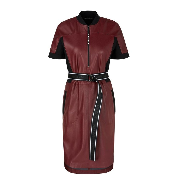 Marc Cain Marc Cain Bordeaux Dress PS2122-J78