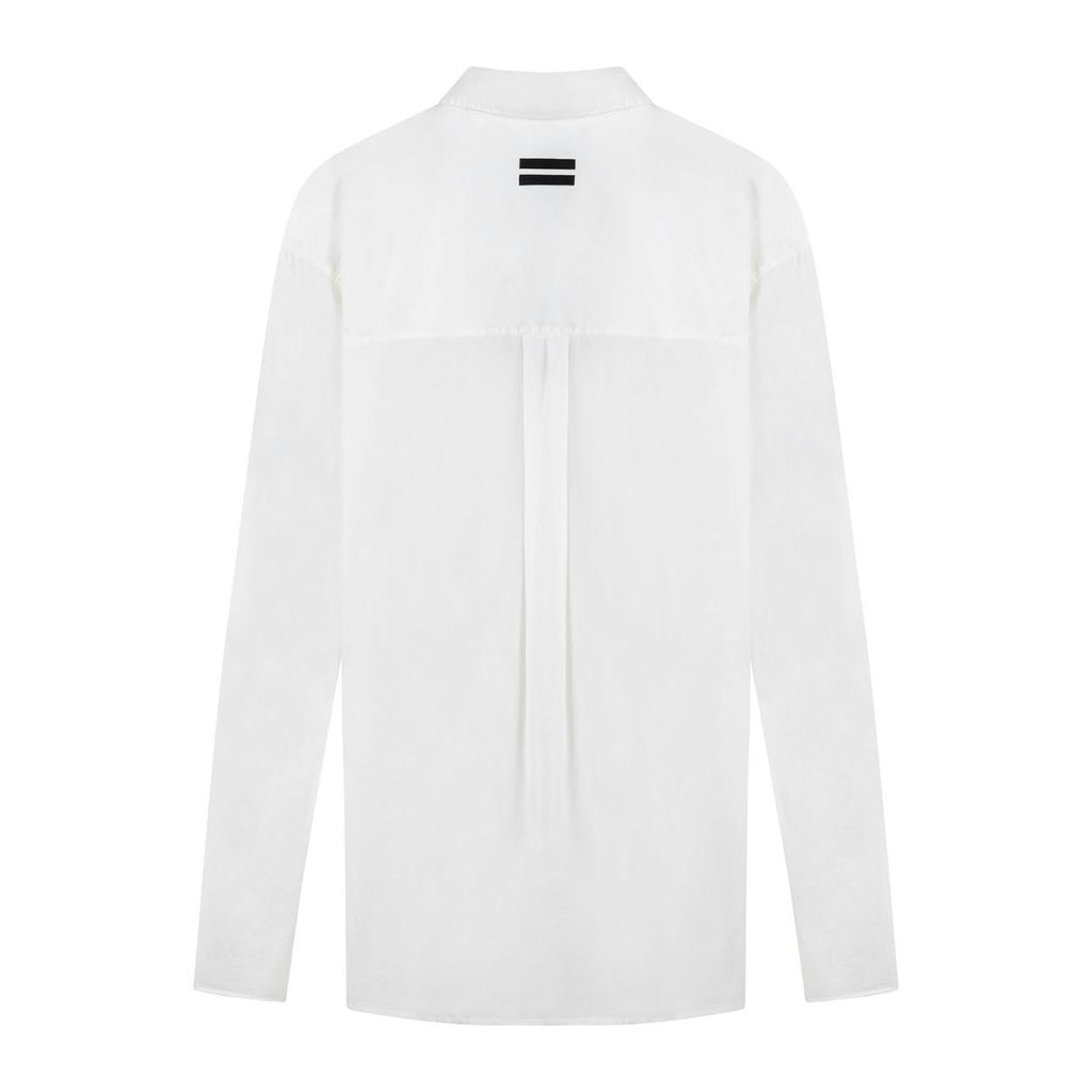 10Days White Long Shirt 20-401-0203