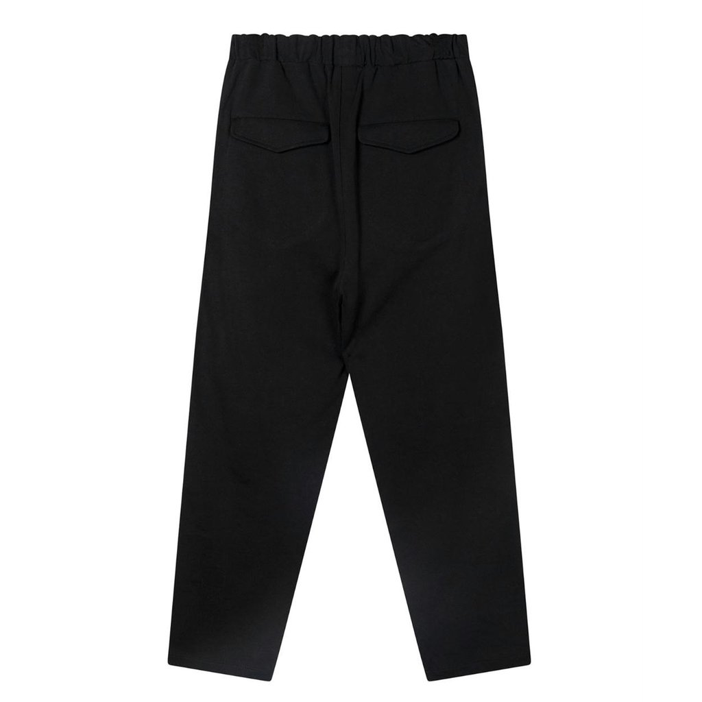 10Days Black straight pants smoking 20-016-0203