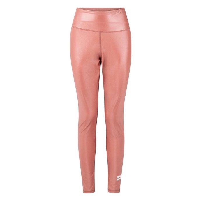 10Days Pink Terracotta thick yoga leggings shiny 20-021-0203