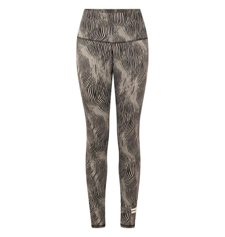 10Days 10Days Safari yoga leggings zebra 20-023-0203