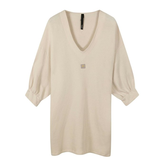 10Days Light Safari v-neck tunic fleece 20-346-0203