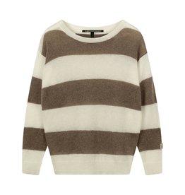 10Days 10Days Sweater Stripes 20-615-0203