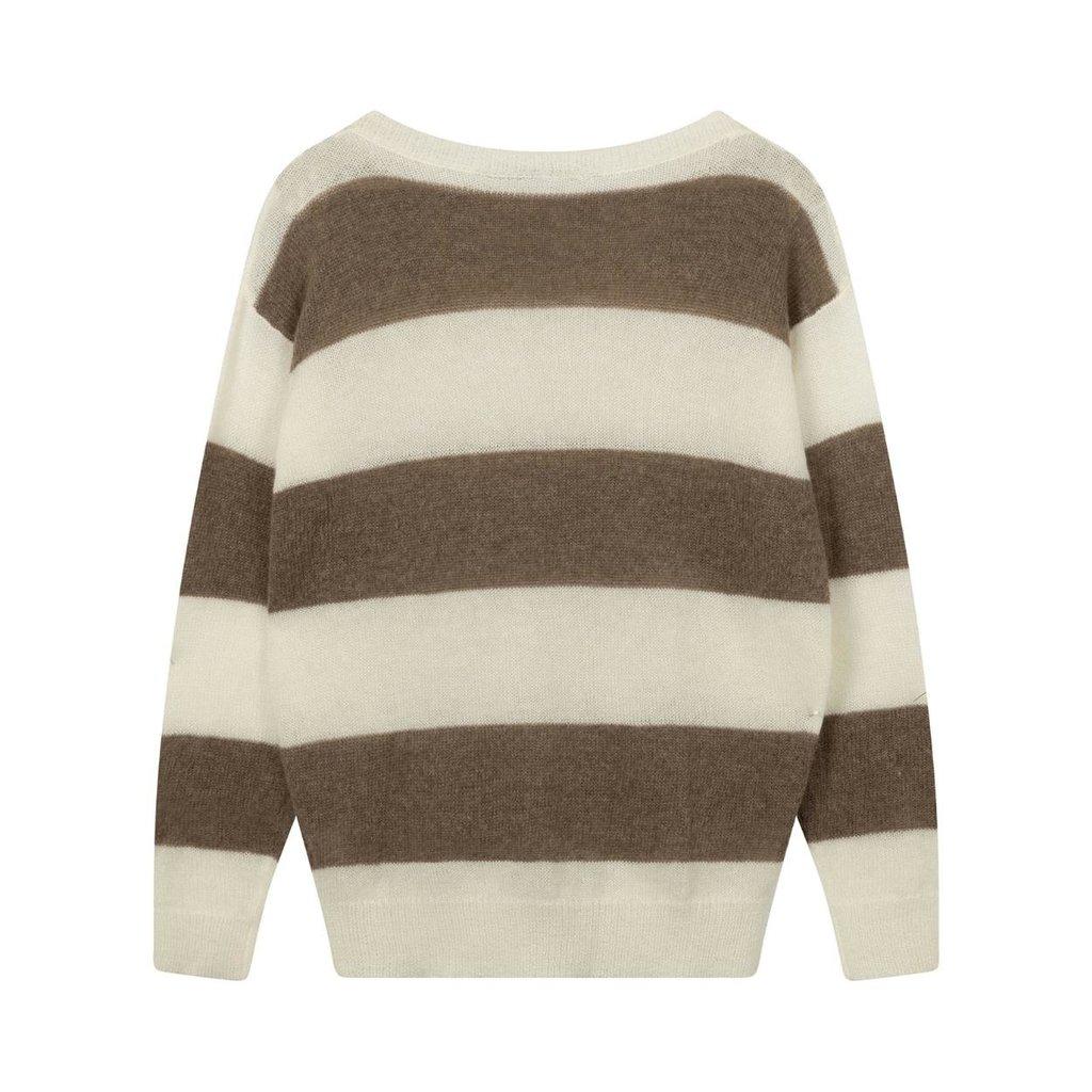 10Days Sweater Stripes 20-615-0203