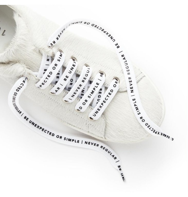 10Days 10Days White Schoen Veters 23.997.9900
