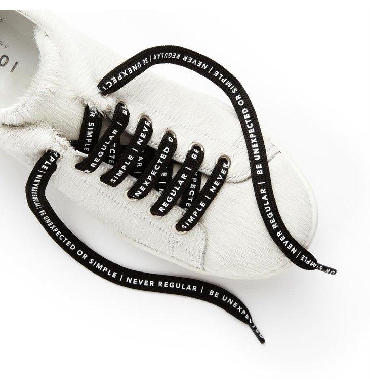 10Days 10Days Black Schoen Veters 23.997.9900