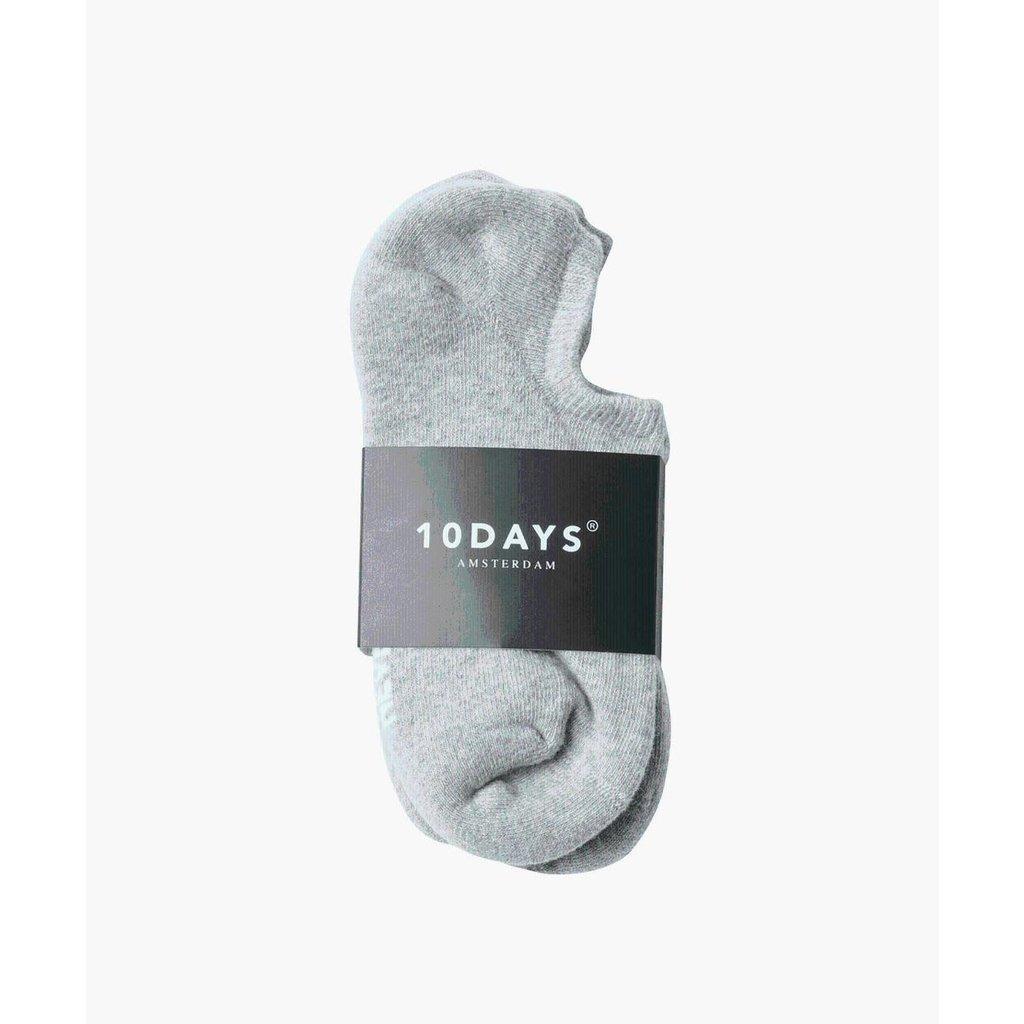 10Days Grey Socks 2-Pack 21.930.9900