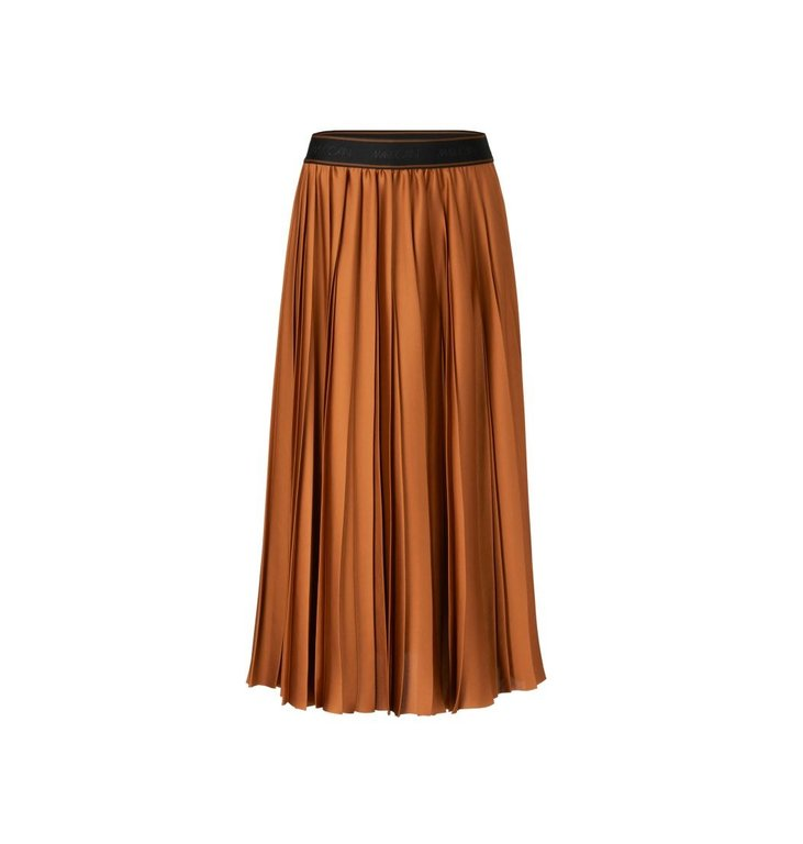 Marc Cain Marc Cain Brown Skirt PC7126-W37