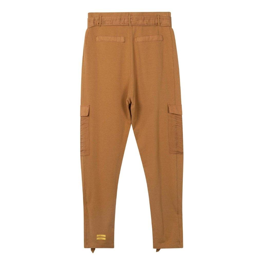 10Days Caramel utility jogger 20-013-0203