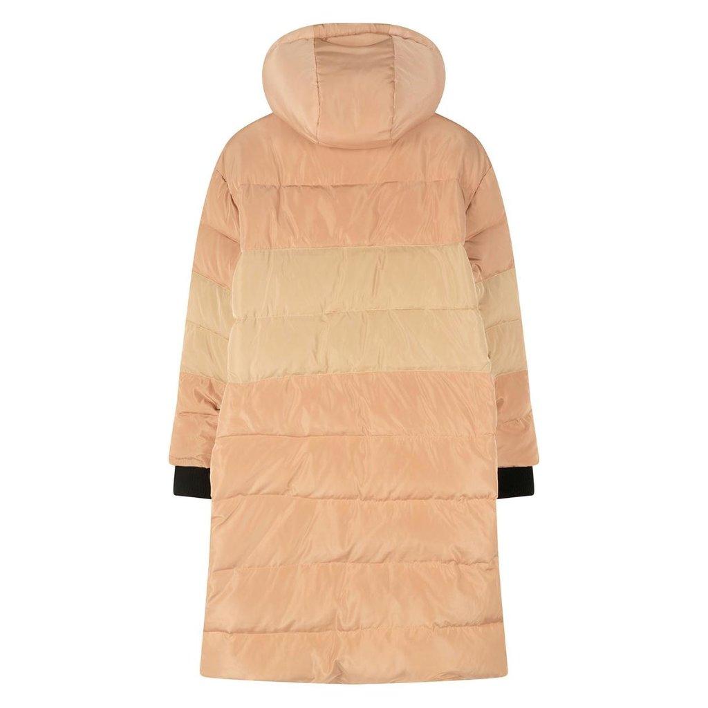 10Days Rose Gold Down Jacket Panel 20-576-0203