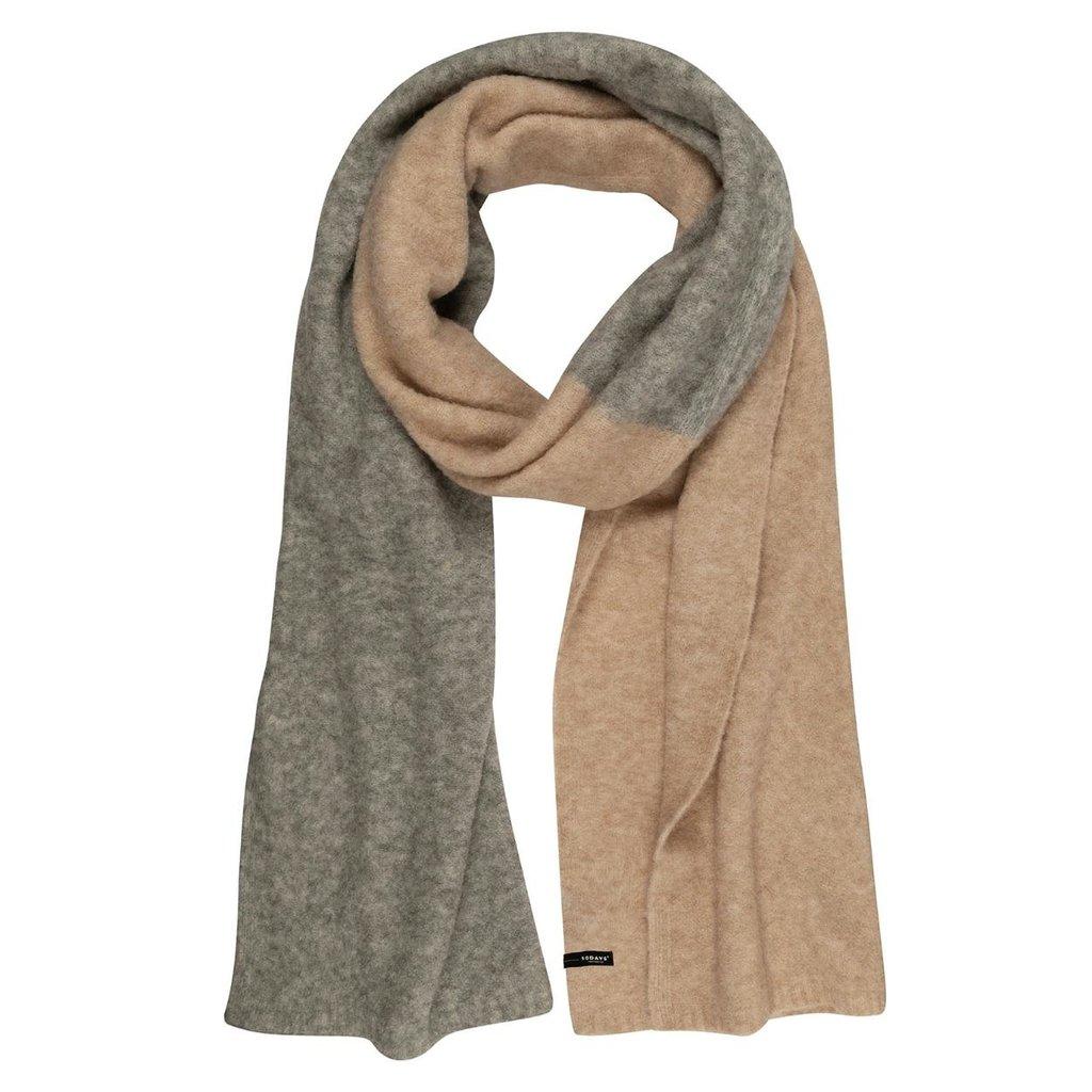 10Days Safari double scarf 20-699-0203