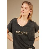 10Days Grey the fade out tee 20-753-0203