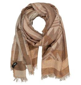 10Days 10Days Winter White scarf aztec 20-915-0203