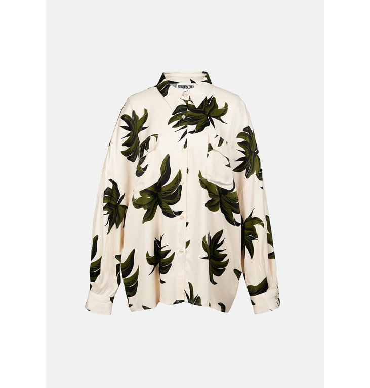 Essentiel Antwerp Essentiel Antwerp Off White Blouse Wince
