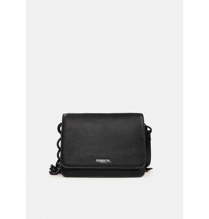 Essentiel Antwerp Essentiel Antwerp Black Tas Washing
