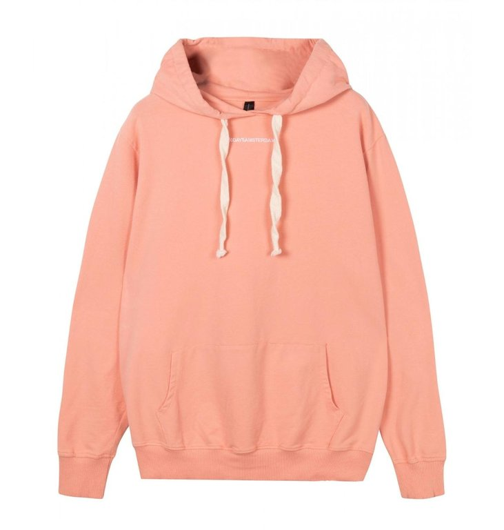10Days 10Days Pink Terracotta THE HOODIE 71-804-9900
