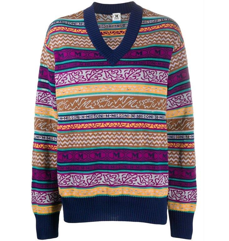 Missoni Missoni Multicolour Sweater 2DN00266-2K006G