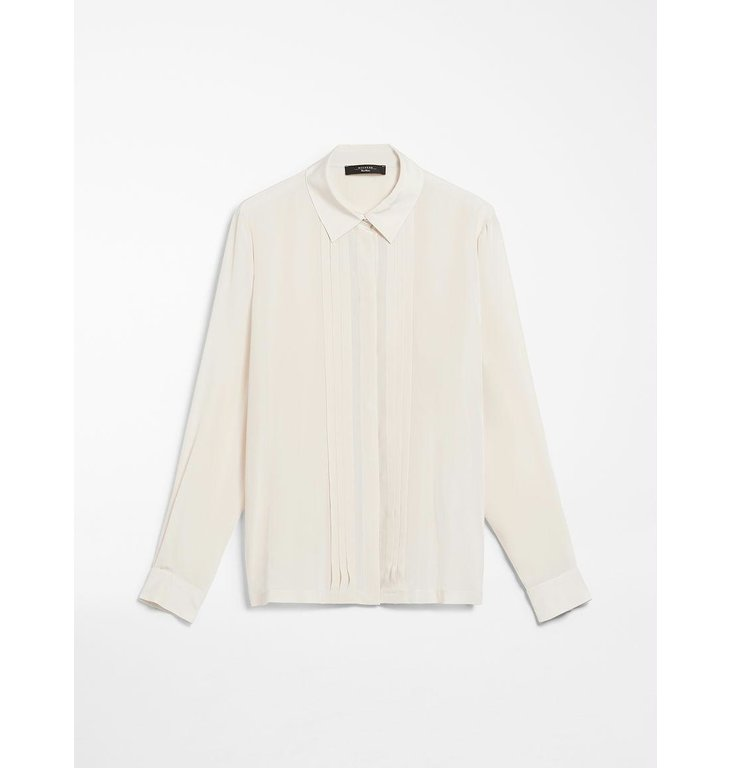 Max Mara Weekend Max Mara Weekend Sand Blouse Gavino