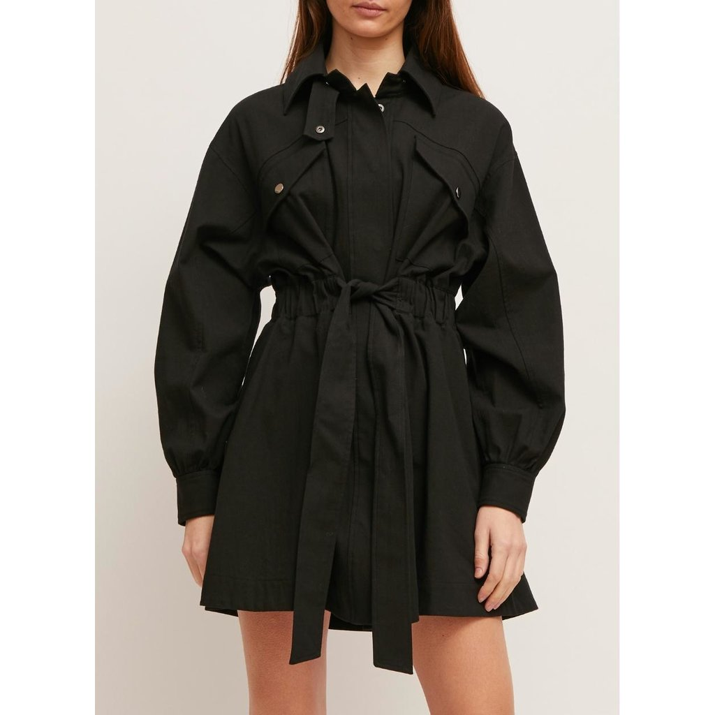 Ba&sh Black Dress Oden