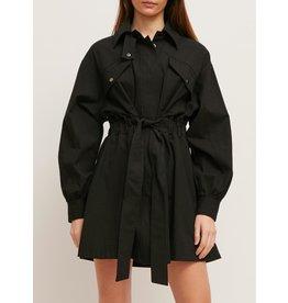 Ba&sh Ba&sh Black Dress Oden