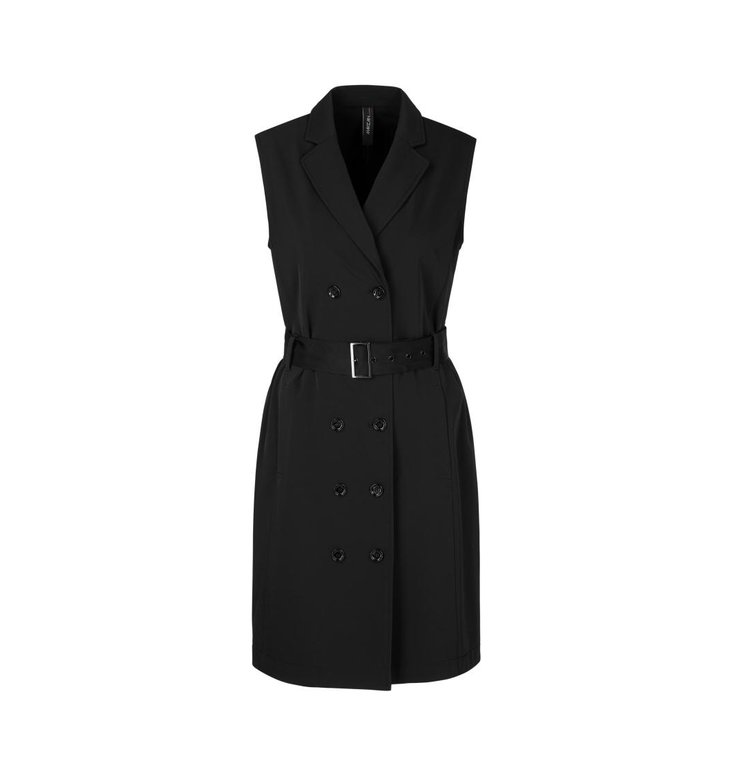 Marc Cain Marc Cain Black Dress PS2126-W41